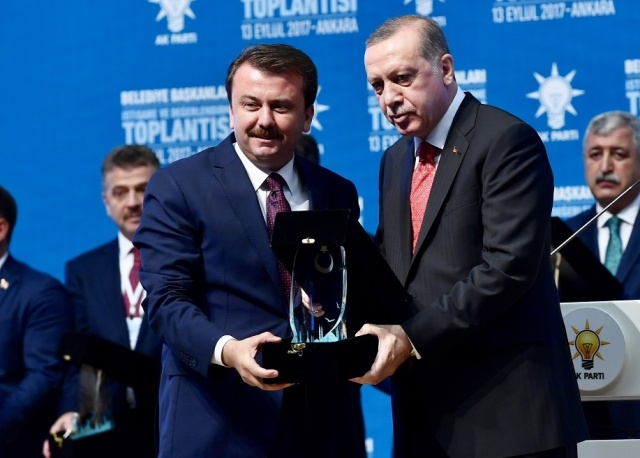 Kahramanmaraş Büyükşehir Belediyesi Birinci Oldu