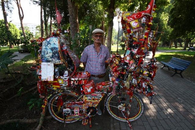 Acılarla Güzelleşen Bisiklet