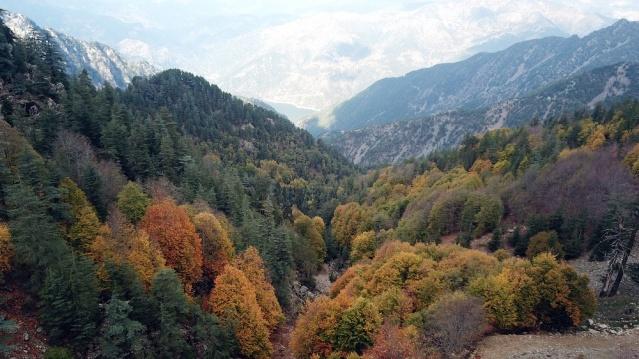 Düldül Dağı'nda Görsel Şölen