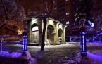 Dulkadiroğlu'nda Kış Manzaraları