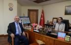 KSÜ Rektörü Değişti