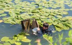 Sandalye Mangal Gölde Ne Arar
