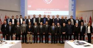 KMTSO Meclisi Bursa'da