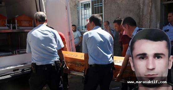 Kahramanmaraş'ta Oğlunu Tüfekle Öldürdü