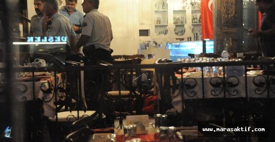 Restoranda Silahlı Kavga 2 Ölü 3 Yaralı