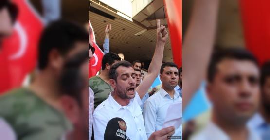 Sözde Referanduma Kahramanmaraş'tan Tepki
