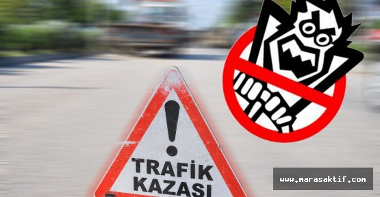 Trafik Kazası 1 Ölü 7 Yaralı