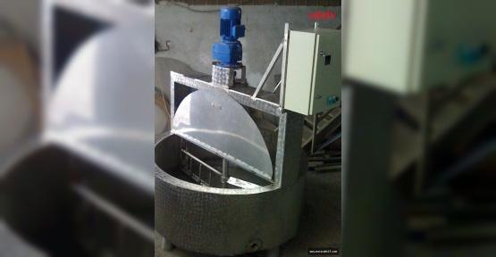 Fabrikada Kazan Patladı 1 Ölü