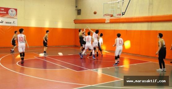 Basketbol Turnuvası Tamamlandı