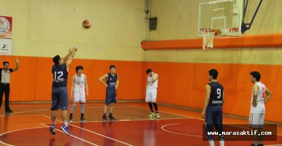 Basketbol Turnuvası Sona Erdi