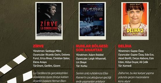 Bu Hafta Vizyona Girecek Filmler
