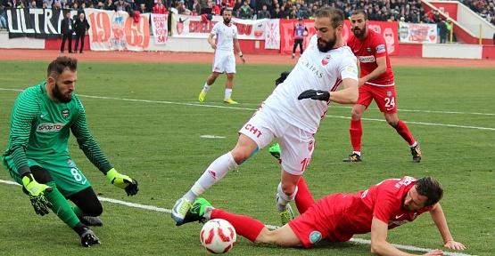 Kahramanmaraşspor Berabere Kaldı