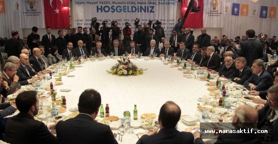 AK Parti Kahramanmaraş Başkanlığından Vefa