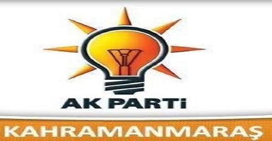 AK Parti Kahramanmaraş İl Başkanı Değişti