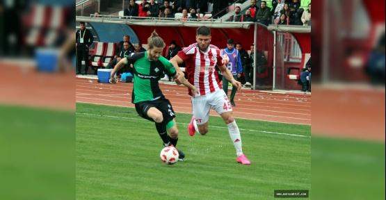 Kahramanmaraşspor 2-1 Galip