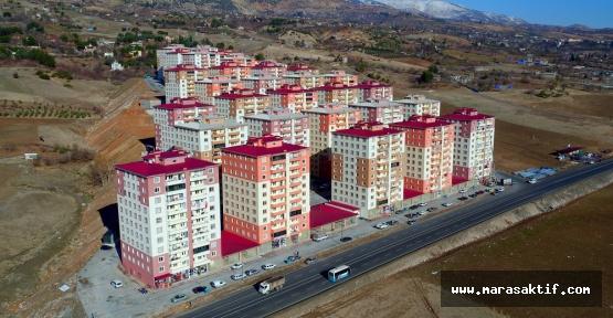 Kahramanmaraş'ta 20 Bin Daire Ruhsat Aldı