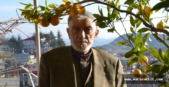 Kahramanmaraş'ta Portakal Yetiştirdi