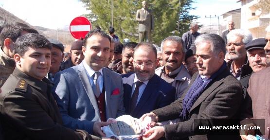 Afşin'de 15 Günde 125 Bir Lira Toplandı