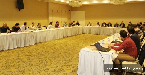 'K' Türü Taşıma Belgesi Toplantısı Yapıldı