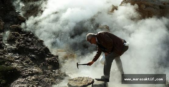 Kahramanmaraş'ta Kaynak Arama Sahası İhalede