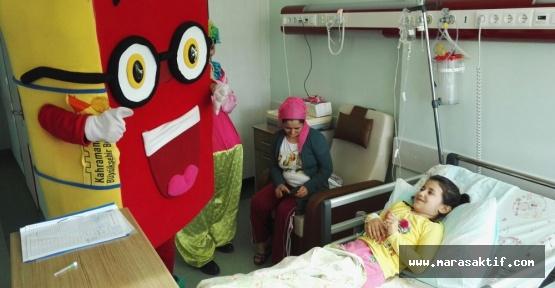 Minik Hastalar Mutlu Oldu