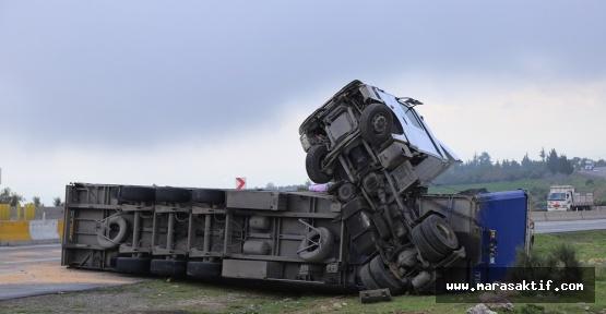 Zincirleme Kaza 5 Yaralı