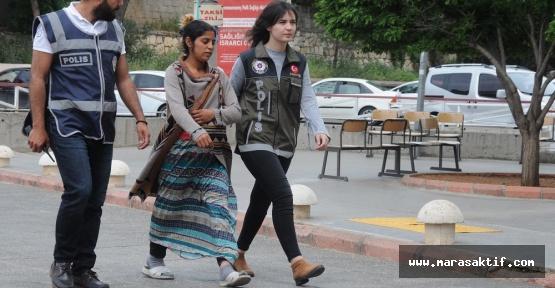 Kayserili Mahkum Kahramanmaraş'ta Yakalandı