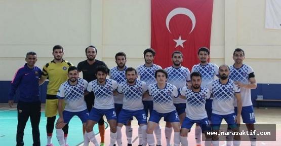 KSÜ Futsal Takımı İlk 4 Arasında