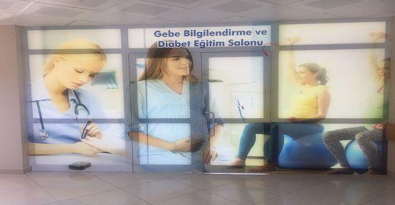 Afşin'de Gebe ve Diyabet Okulu Açıldı