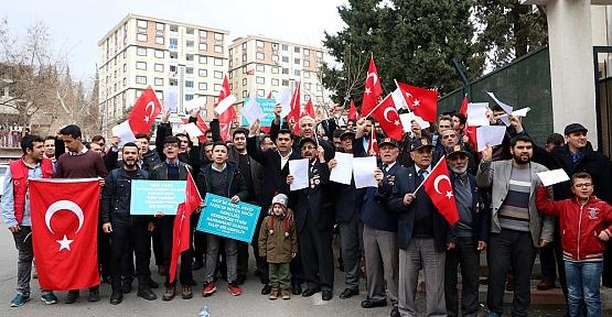 Kahramanmaraş'ta Gönüllü Askerler Hazır