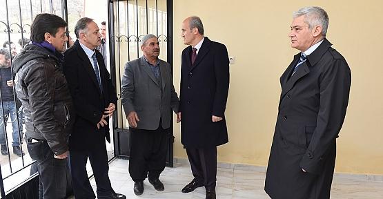 Dulkadiroğlu Ulutaş'a Sağlık Merkezi Yaptı