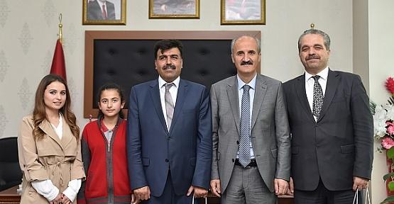 Dulkadiroğlu Belediye Başkanı Değişti
