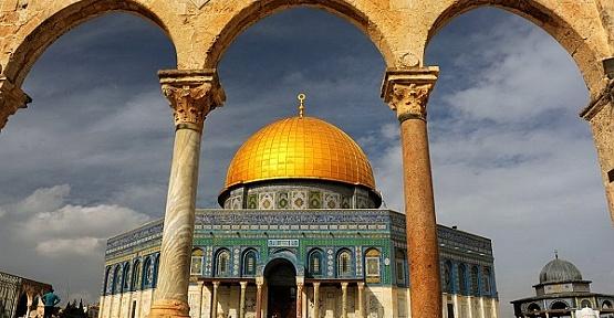 KSÜ Öğrencisi Kudüs'te