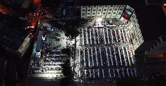 Ramazanda 50 Bin Kişiye İftar Verilecek