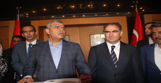 Başbakan Yardımcısı Kahramanmaraş'ta