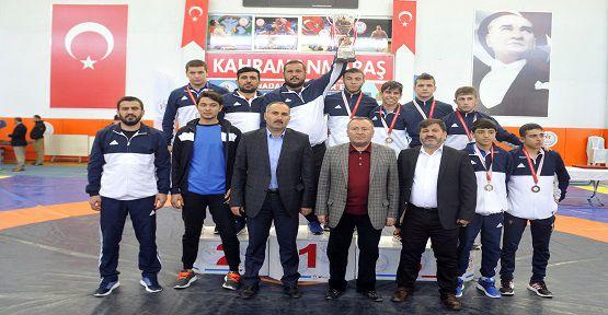 Büyükşehir Belediyesi Yine Yeniden Şampiyon