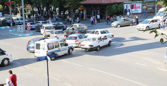 Kahramanmaraş'ta Araç Sayısı 215 Bin Oldu
