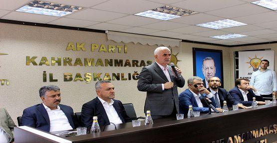 'Recep Tayyip Erdoğan Varsa Biz Varız'
