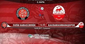 Kahramanmaraşspor 3-0 Yenildi