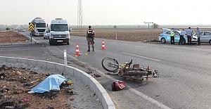 Trafik Kazası 1 Ölü