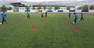 Kurslarda Sporcular Yetişiyor
