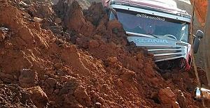 Madende Toprak Kaydı 1 Ölü