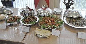 Yöresel Yemekler İstanbulda Sergilenecek
