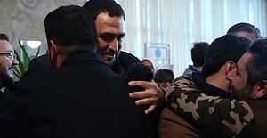 İsrail'de Gözaltına Alınan İş Adamları Memleketinde