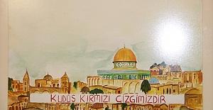Kudüs Resim Sergisi Açıldı