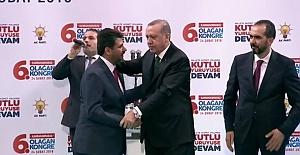 AK Partinin Yeni Yönetim Kurulu...