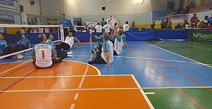 Büyükşehir Paravolley Şampiyonu Oldu