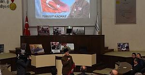 Gazinin Oğlu Çanakkale'yi Anlattı