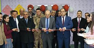 Andırın'da Z-Kütüphane Açıldı