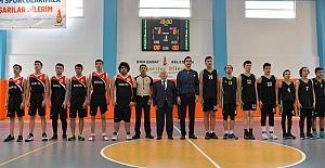 Basketbol Kuruluş Turnuvası Başladı